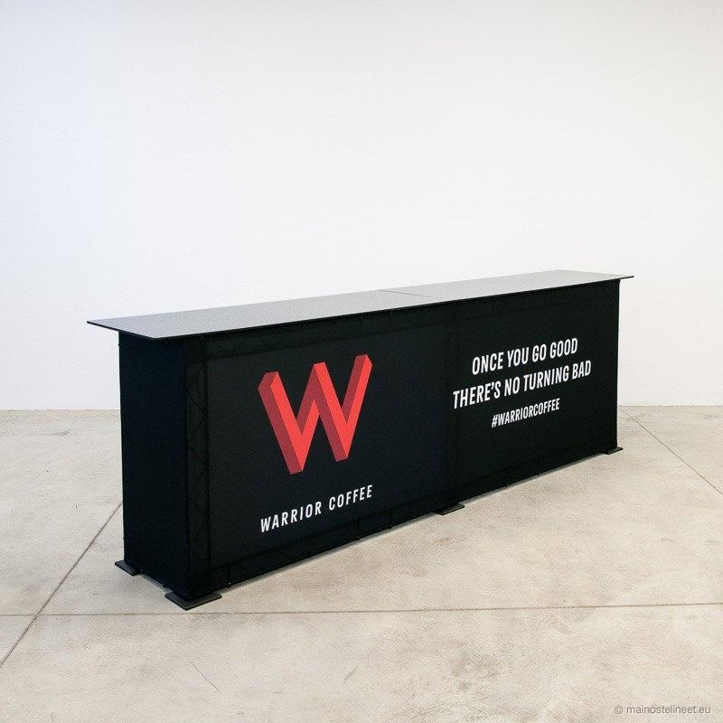 Messutiski / messupöytä